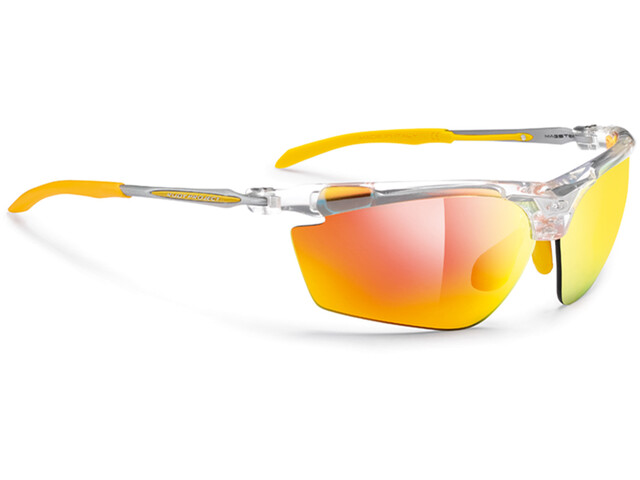 Rudy Project Magster Brille, crystal multilaser orange